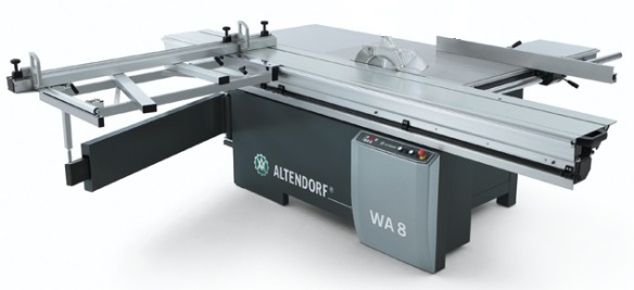 Altendorf Wa8 Alliance Machinery Amp Services