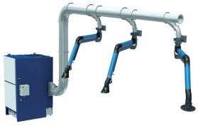 Iperjet with Evolution Arm System
