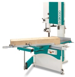 S740 Bandsaw Sliding carriage